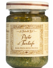 B222 Pesto Genovese with truffles