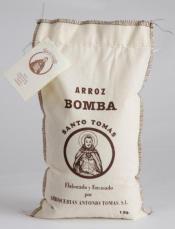 Bomba rice Santo Tomas