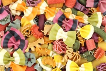 Italie - Ptes multicolores