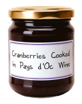 PF005 Cranberries in Wine