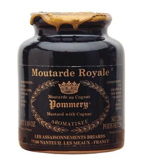 PM01 Cognac Mustard