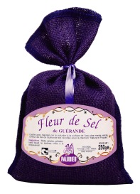 402041 Fleur de Sel in Purple Bag