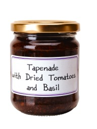 PF180 Tapenade w Dried Tomatoes & Basil