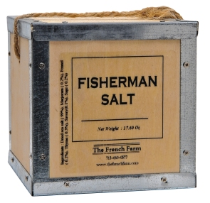 SC01 Fisherman Salt Box